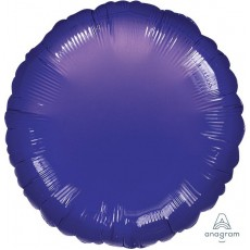 Purple Metallic Standard HX i Foil Balloon