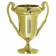 Gold Mini Award Cups Trophies 6cm Pack of 12