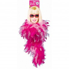 Barbie All Doll'd Up Feather Boa Costume Accessorie