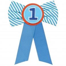 Boy's 1st Birthday Party Supplies - Award Ribbon