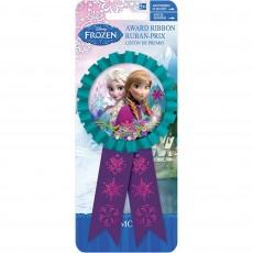 Disney Frozen Confetti Ribbon Award
