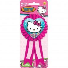 Hello Kitty Rainbow Confetti Pouch Ribbon Award