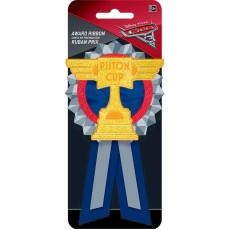Disney Cars 3 Confetti Pouch Ribbon Award