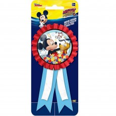 Mickey Mouse On The Go Confetti Pouch Ribbon Award