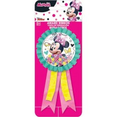 Minnie Mouse Happy Helpers Confetti Pouch Ribbon Award