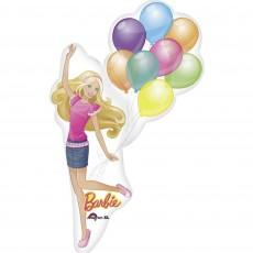 Barbie SuperShape XL Shaped Balloon