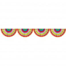 Fiesta Serape Bunting Garland
