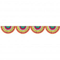 Mexican Fiesta Serape Bunting Garland