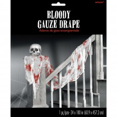 Halloween Bloody Gauze Drape Misc Decoration