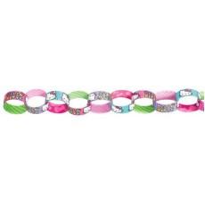 Hello Kitty Rainbow Chain Garland 3.9m