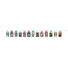 Mickey Mouse 1st Birthday Fun To Be One Photo Garland 3.65m