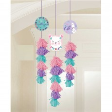 Llama Fun Dangle Hanging Decorations