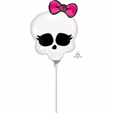 Monster High Mini Skullette Shaped Balloon