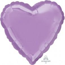 Lavender Pearl Standard HX Shaped Balloon