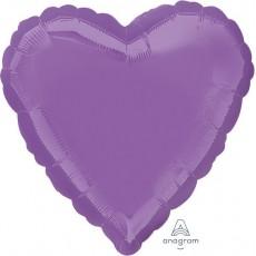 Lilac Spring Standard HX Shaped Balloon