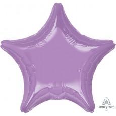 Lavender Foil Balloon