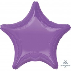 Lilac Spring Standard XL Shaped Balloon