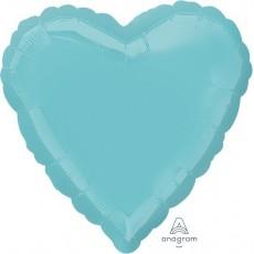 Blue Robin's Egg Standard HX Shaped Balloon
