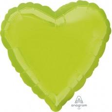 Green Kiwi Standard HX Shaped Balloon