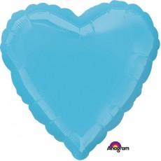 Blue Caribbean Standard HX Shaped Balloon