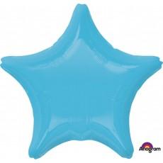 Blue Caribbean Standard XL Shaped Balloon