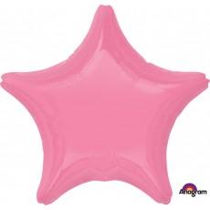 Pink Bright Bubble Gum Standard XL Shaped Balloon