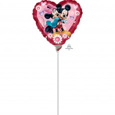 Minnie Mouse Mickey & Minnie Foil Balloon