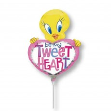 Looney Tunes Mini Tweety Shaped Balloon