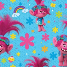 Trolls Printed Gift Wrapping Paper Misc Accessorie