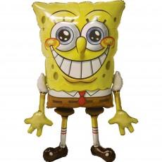 SpongeBob Airwalker Foil Balloon 74cm x 117cm