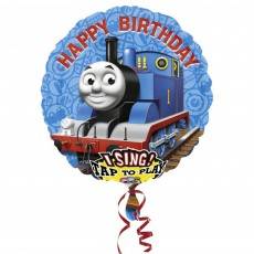 Thomas & Friends Jumbo XL Sing-A-Tune Singing Balloon
