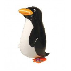 Misc Occasion Peppy Penguin Buddies Airwalker Foil Balloon