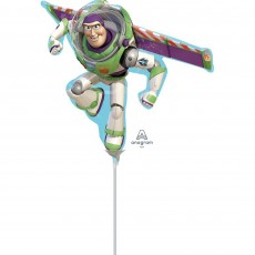 Toy Story Mini Buzz LightYear Shaped Balloon