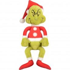Dr Seuss Party Decorations - The Grinch Posable Sitting Prop