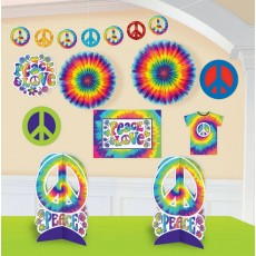 Feeling Groovy & 60's Room Decorating Kit