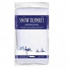 White Snow Blanket Misc Decoration