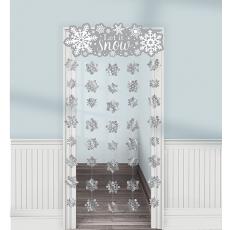 Christmas Party Decorations - Door Decoration Doorway Curtain