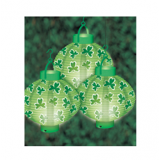 St Patrick's day Light Up! Lanterns