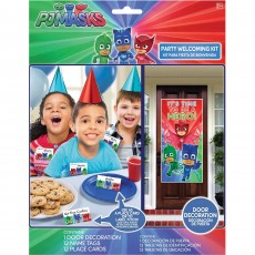 PJ Masks Welcoming Party Kit Misc Accessorie