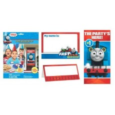 Thomas & Friends Party Supplies - All Aboard Welcome Kit