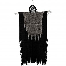 Halloween Black Reaper Hanging Decoration