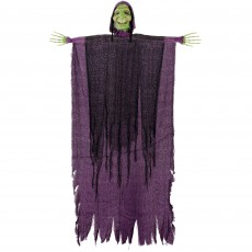 Halloween Scary Witch Hanging Decoration