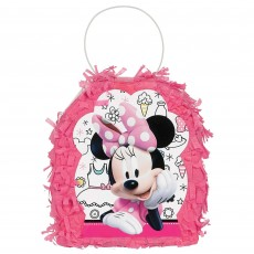 Minnie Mouse Happy Helpers Mini Pinata Container Favour Box 15cm