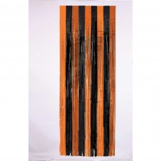 Halloween Orange & Black  Door Decoration