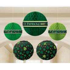 St Patrick's day Bouquet Hanging Decorations