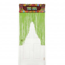 Hawaiian Luau Summer Luau Door Decoration
