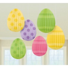 Easter Eggs Hanging Decoration