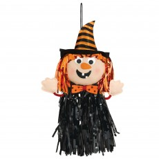 Halloween Fringe Friends Witch Fabric Prop Misc Decoration