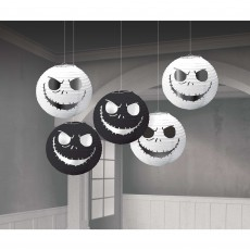 Halloween The Nightmare Before Christmas Mini Lanterns