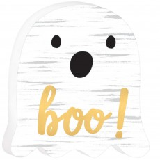 Halloween Ghost Standing Sign Misc Decoration